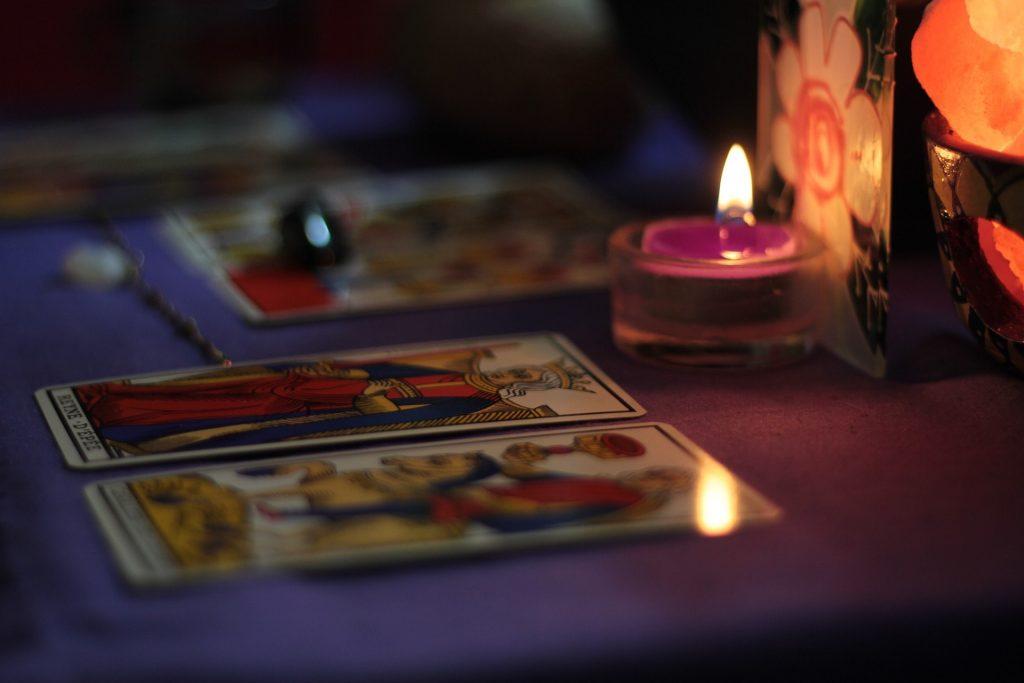 Tarot divinatoire par tchat